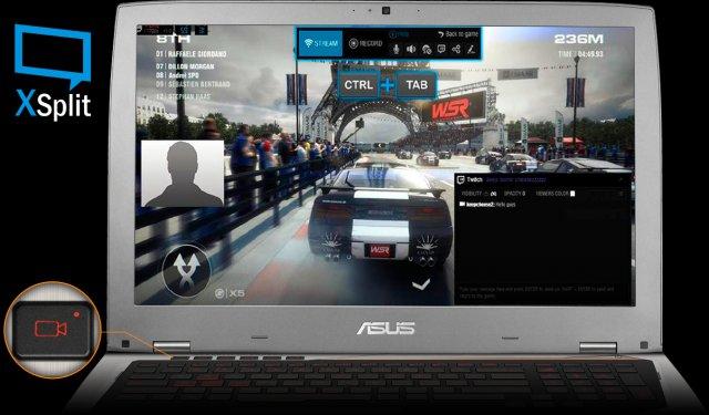 ASUS ROG G752VSK - Immagine 204219
