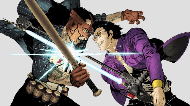 Travis Strikes Again: No More Heroes - Immagine 204358