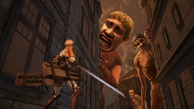 Attack On Titan 2 - Immagine 204943
