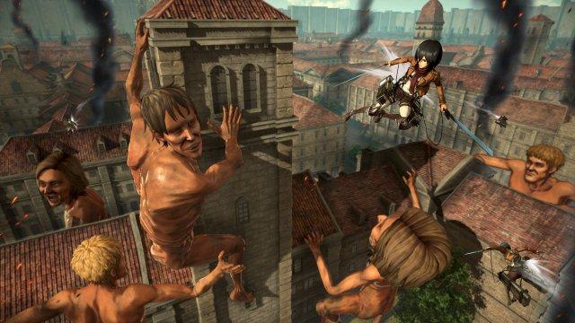 Attack On Titan 2 - Immagine 204947