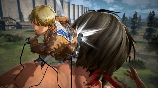 Attack On Titan 2 immagine 205356