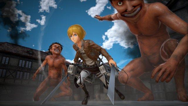 Attack On Titan 2 - Immagine 205693