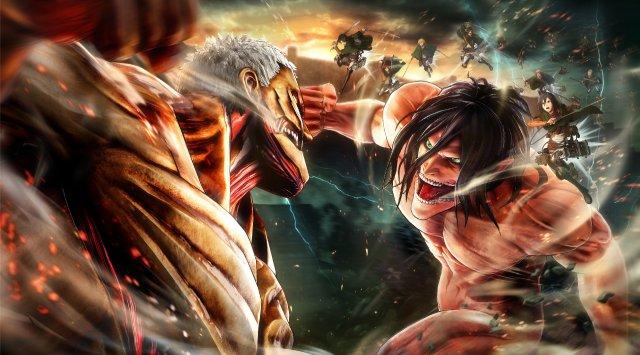 Attack On Titan 2 - Immagine 205725