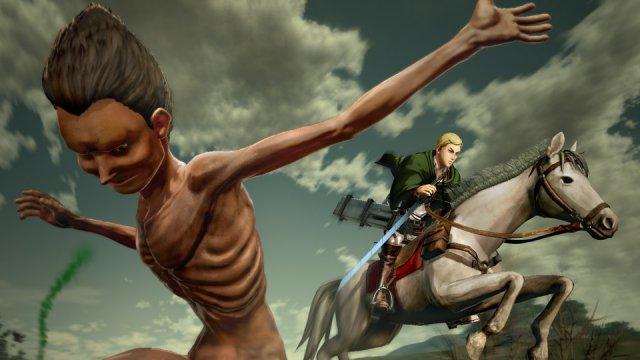 Attack On Titan 2 - Immagine 206158