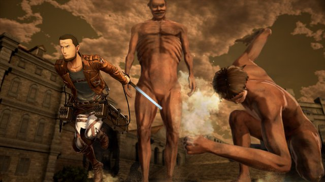 Attack On Titan 2 - Immagine 206174
