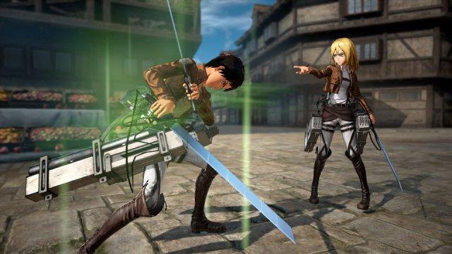 Attack On Titan 2 - Immagine 206218