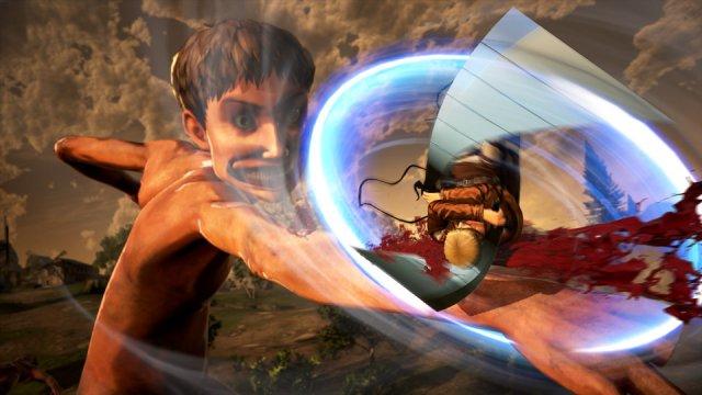 Attack On Titan 2 immagine 206233