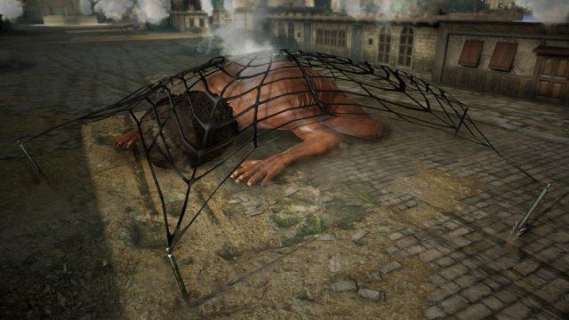 Attack On Titan 2 immagine 206265