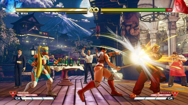 Street Fighter V Arcade Edition - Immagine 9 di 10