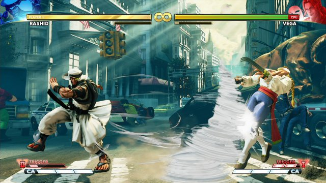 Street Fighter V Arcade Edition immagine 205184