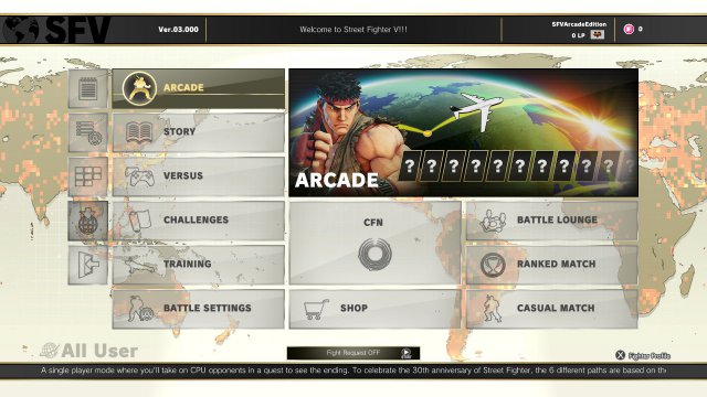 Street Fighter V Arcade Edition - Immagine 205185