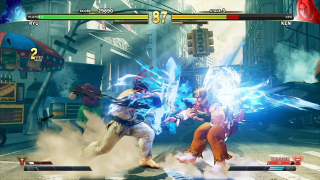 Street Fighter V Arcade Edition immagine 205194