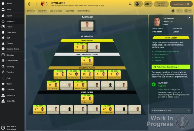 Football Manager 2018 immagine 205994