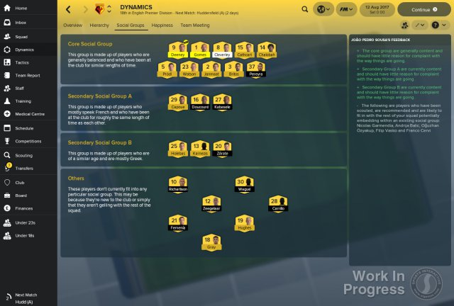 Football Manager 2018 immagine 205997