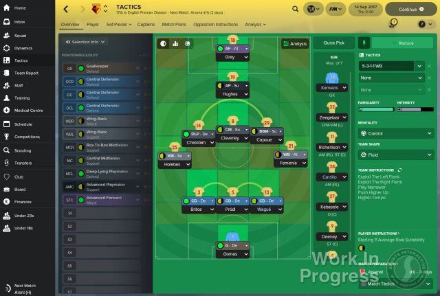 Football Manager 2018 immagine 205999