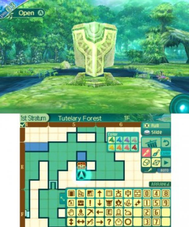 Etrian Odyssey V: Beyond the Myth immagine 205927