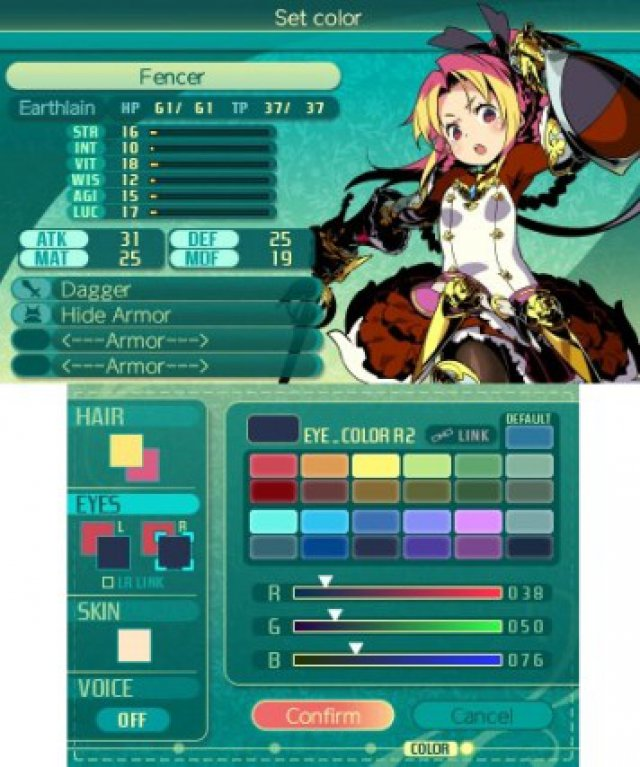 Etrian Odyssey V: Beyond the Myth immagine 205928