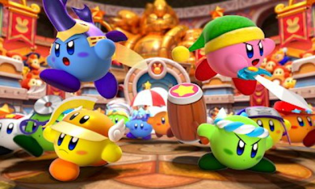 Kirby: Battle Royale immagine 205951