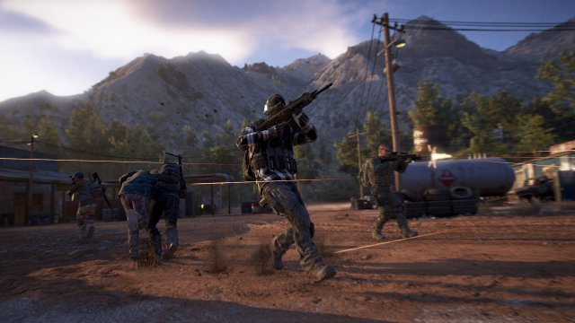 Ghost Recon: Wildlands immagine 207184