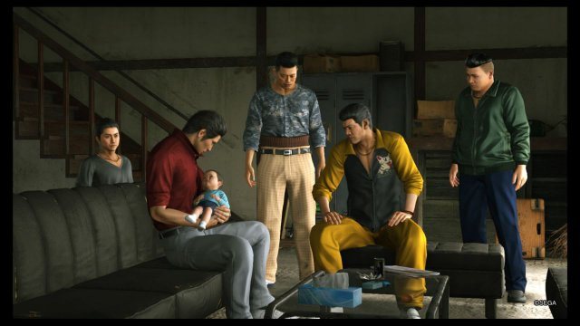 Yakuza 6: The Song of Life immagine 208512
