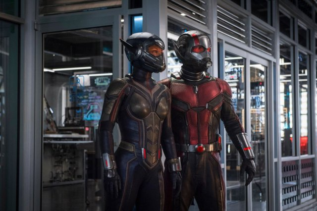 Ant-Man and the Wasp - Immagine 1 di 2