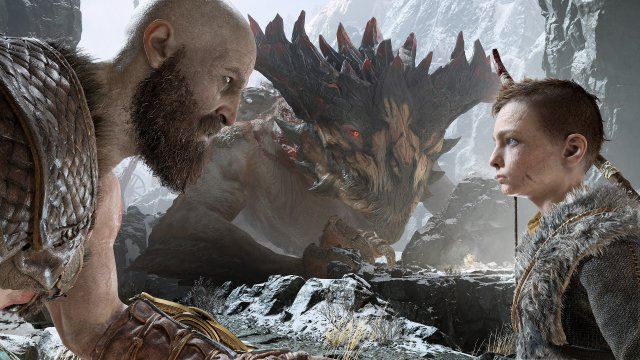 God OF War (PS4) - Immagine 3 di 42