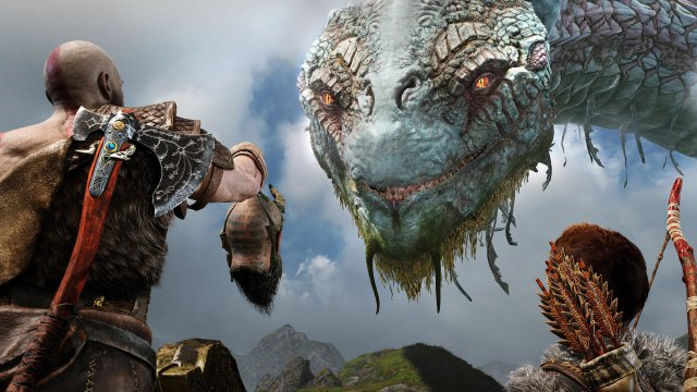 God OF War (PS4) - Immagine 207181