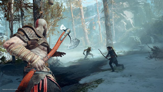 God OF War (PS4) - Immagine 208628