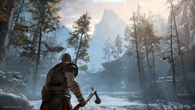 God Of War (PS4) - Immagine 208629
