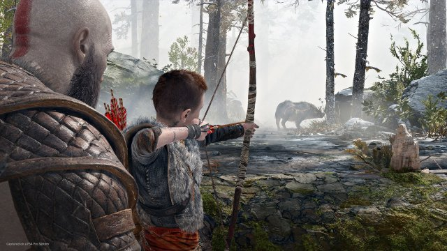 God OF War (PS4) - Immagine 208634