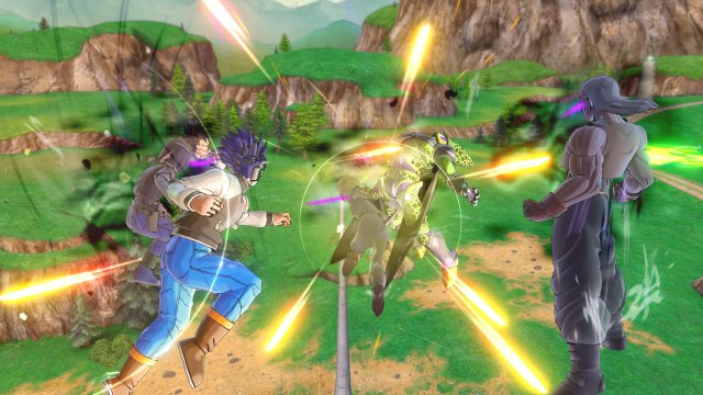 Dragon Ball Xenoverse 2 immagine 208324