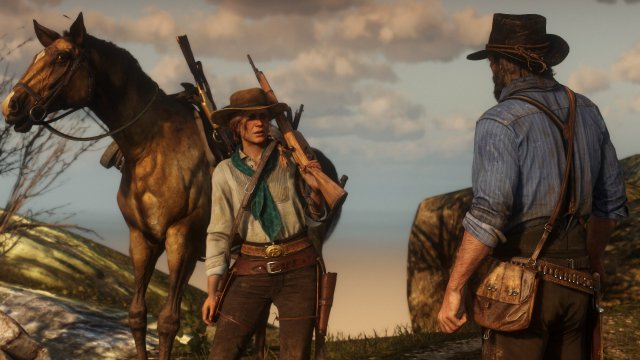 Red Dead Redemption 2 - Immagine 209392