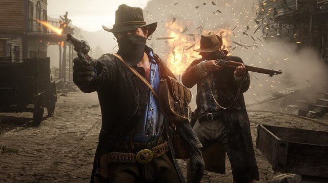 Red Dead Redemption 2 - Immagine 209406
