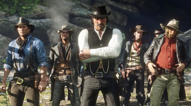 Red Dead Redemption 2 - Immagine 209408