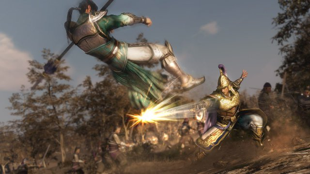 Dynasty Warriors 9 - Immagine 207818