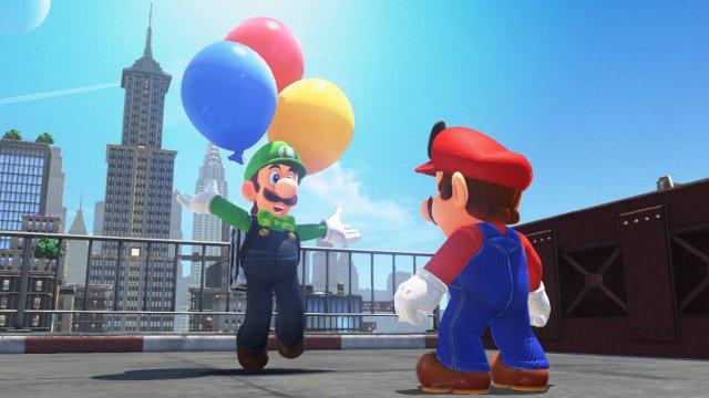 Super Mario Odyssey: arriva l'aggiornamento 1.2.0