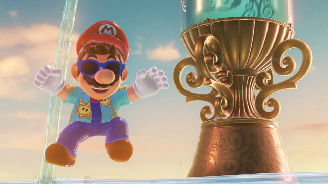 Super Mario Odyssey si aggiorna introducendo la Caccia al Palloncino