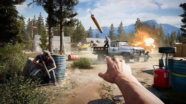 Far Cry 5 - Immagine 208659