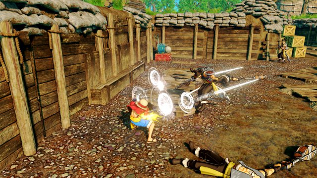 One Piece World Seeker - Immagine 206969