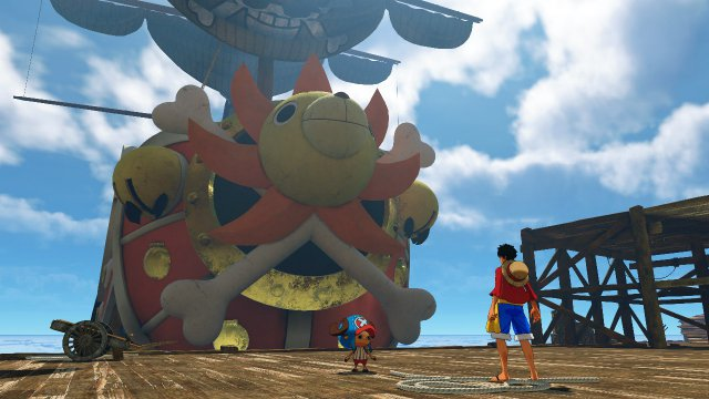One Piece World Seeker - Immagine 207649