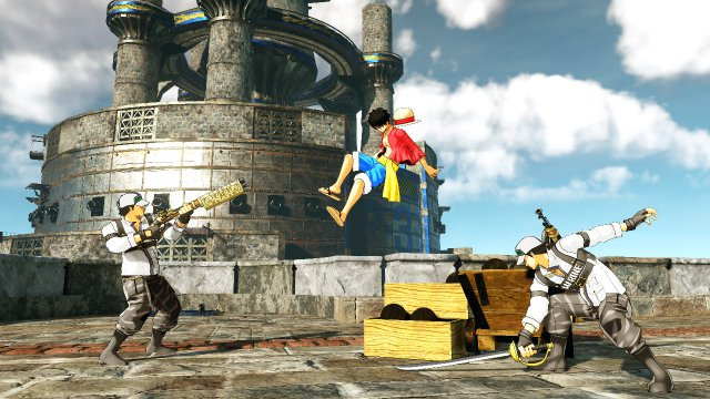 One Piece World Seeker - Immagine 207664