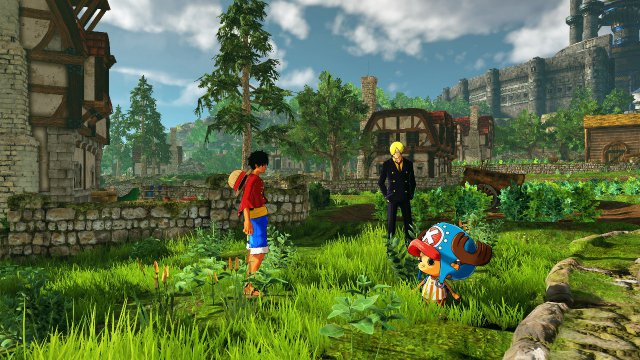 One Piece World Seeker - Immagine 207673