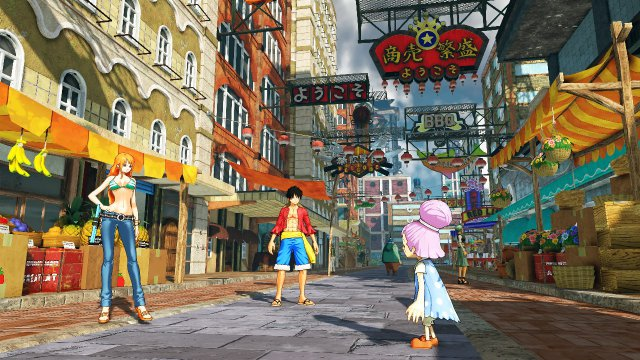 One Piece World Seeker - Immagine 207700