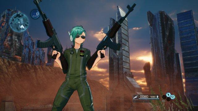 Sword Art Online: Fatal Bullet immagine 207593