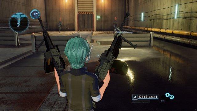 Sword Art Online: Fatal Bullet immagine 207596