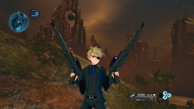 Sword Art Online: Fatal Bullet immagine 207602