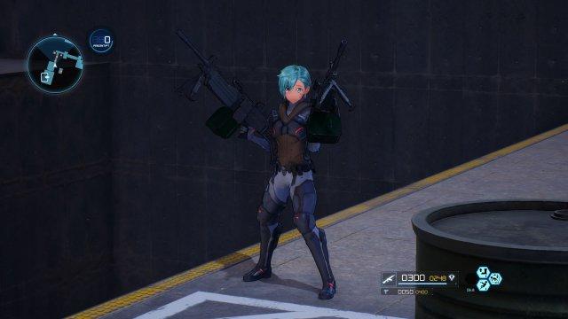 Sword Art Online: Fatal Bullet immagine 207605