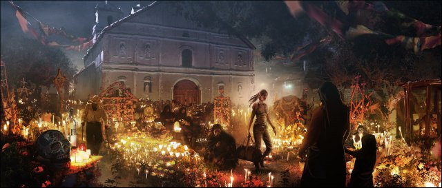 Shadow Of The Tomb Raider - Immagine 209258