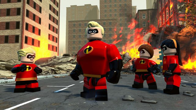 LEGO Gli Incredibili immagine 208672