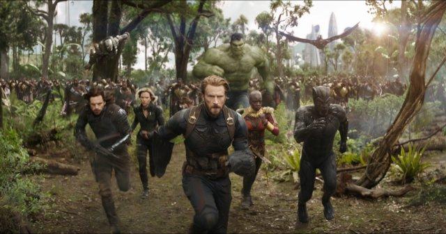 Avengers: Infinity War - Immagine 207007